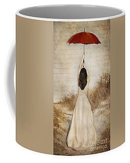 Protection Painted Lady Coffee Mug