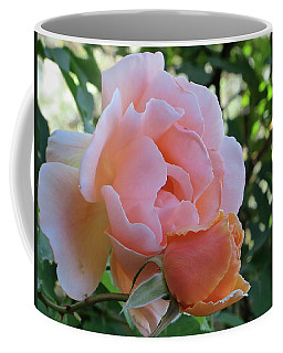 Protective Rose Coffee Mug