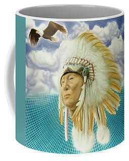Proud As An Eagle Coffee Mug