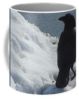 Proud Crow Coffee Mug
