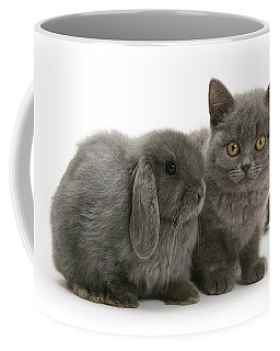 Proud Of My Grey Hare Coffee Mug