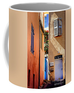 Coffee Mug featuring the photograph Provencal Passage  by Olivier Le Queinec