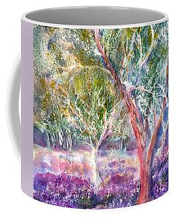 Provence Lavender And Olive Trees Coffee Mug