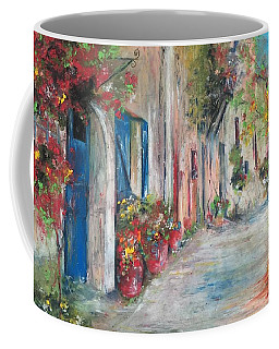 Provence Coffee Mug by Robin Miller-Bookhout