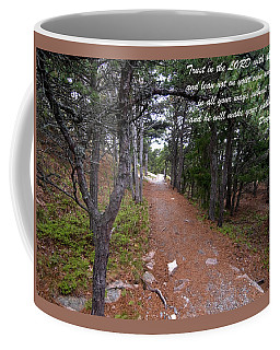 Proverbs 3  5-6 Coffee Mug