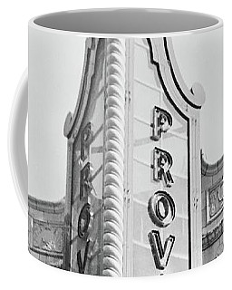 Coffee Mug featuring the photograph Providence by Monique Faella
