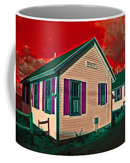 Provincetown Cottages Coffee Mug
