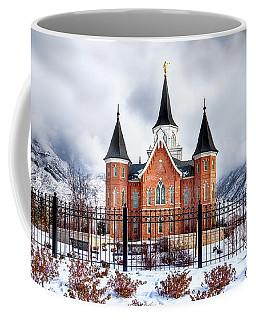 Provo City Center Temple Lds Large Canvas Art, Canvas Print, Large Art, Large Wall Decor, Home Decor Coffee Mug