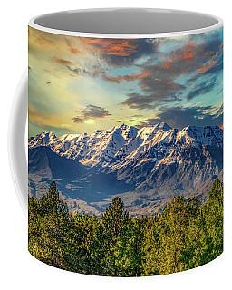Provo Peaks Coffee Mug