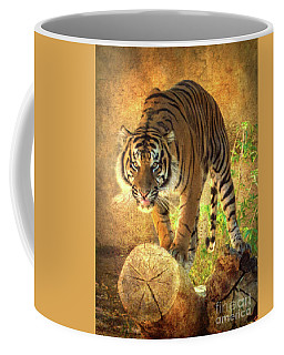 Prowling Tiger Coffee Mug