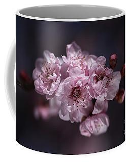 Prunus A Pink Spring Coffee Mug