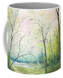 Path Of Life  Psalm 16  11 Coffee Mug