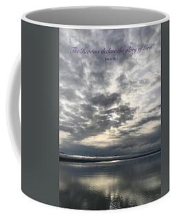 Psalm 19 Coffee Mug