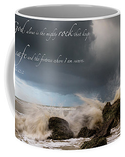 Psalm 62 2 Coffee Mug