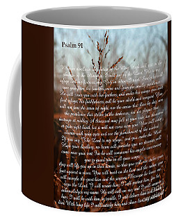 Psalm 91 Coffee Mug
