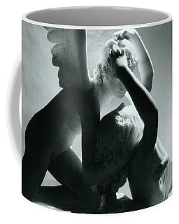 Psyche Revived By The Kiss Of Cupid Coffee Mug