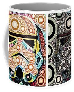 Psychedelic Binom Coffee Mug