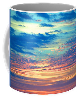 Psychedelic Coffee Mug by  Newwwman