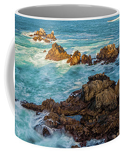 Pt Lobos Seascape Coffee Mug
