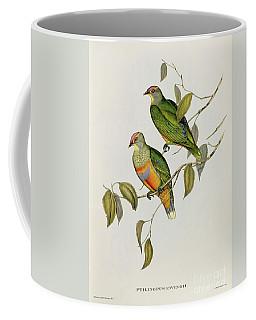 Ptilinopus Ewingii Coffee Mug