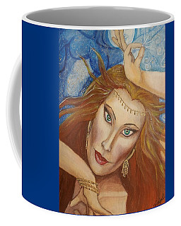 Ptraci Dancing On The Disc Coffee Mug