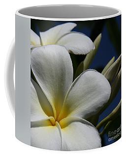 Pua Lena Pua Lei Aloha Tropical Plumeria Maui Hawaii Coffee Mug