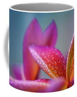 Coffee Mug featuring the photograph Pua Melia Ke Aloha Hawaii  by Sharon Mau