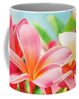 Pua Melia Ke Aloha Maui Coffee Mug