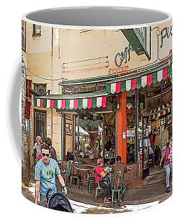 Puccini Coffee Mug