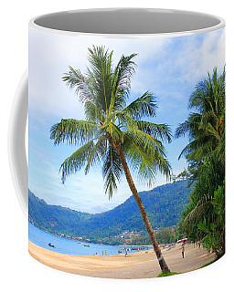 Phuket Patong Beach Coffee Mug