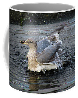 Puddle Bath Coffee Mug
