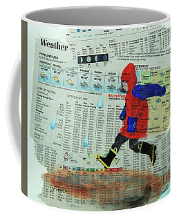 Puddle Jumping Coffee Mug