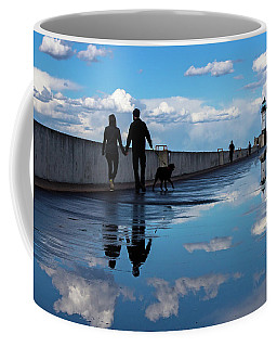 Puddle-licious Coffee Mug by Mary Amerman