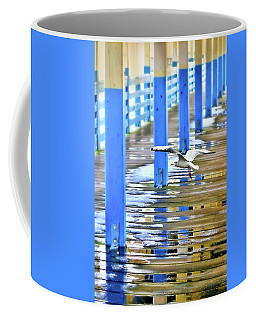 Coffee Mug featuring the photograph Puddles by Diana Angstadt