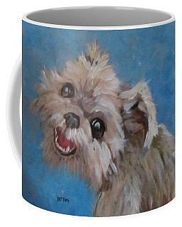 Pudgy Smiles Coffee Mug