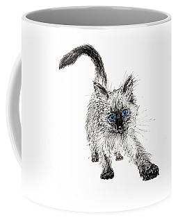 Pudsquiz Belina On The Prowl  Coffee Mug
