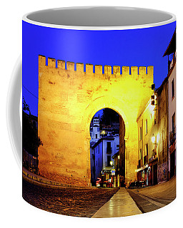 Puerta De Elvira Coffee Mug by Fabrizio Troiani