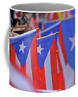 Puerto Rican Flag Coffee Mug