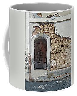 Puerto Rico Door Coffee Mug