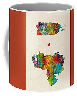 Puerto Rico Coffee Mugs