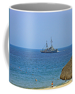 Puerto Vallarta Beach Overlord Coffee Mug