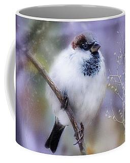 Puffball  Coffee Mug by Elaine Manley