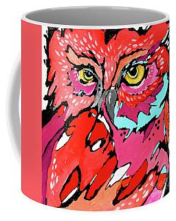 Puffed Up Coffee Mug