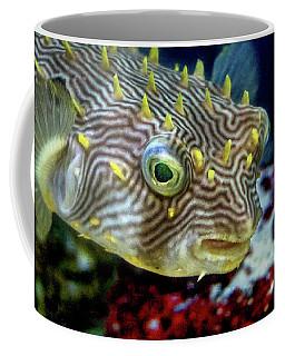 Pufferfish Coffee Mug