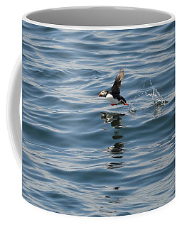 North Atlantic Puffin Coffee Mug