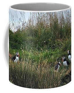 Puffins - Iceland Coffee Mug