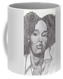 Puffs Coffee Mug by Jean Haynes