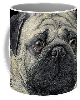 Pugshot Coffee Mug