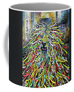 Hungarian Sheepdog Coffee Mug