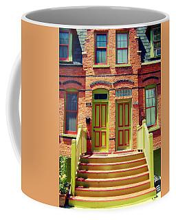 Pullman National Monument Row House Coffee Mug